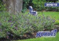 Katalog 2012/13 - Kordes-Jungpflanzen
