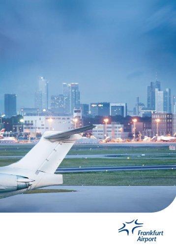 Frankfurt Airport Brochure