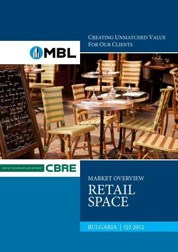 Retail Space Q3 2012 - MBL