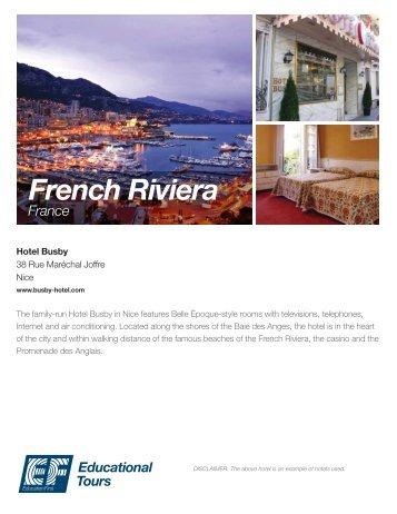 France (PDF) - EF Tours