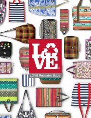LOVE Reusable Bags - Velocity Fundraising