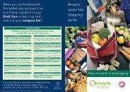 Shopping guide - Bristol City Council