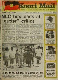 NLC hits back at