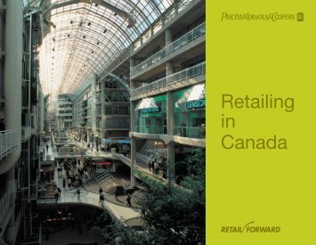 Retailing in Canada - PwC