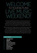 THE ESSENTIAL GuidE - Big Weekends - Page 2