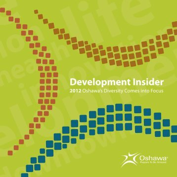 Development Insider - City of Oshawa