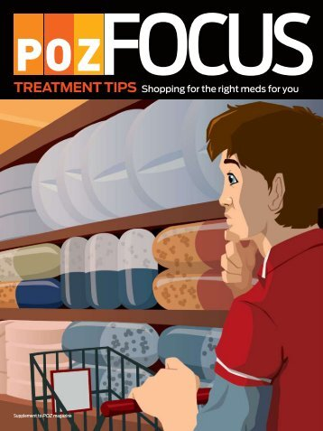 TreaTmenT Tips Shopping for the right meds for you - POZ.com