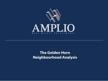 The Golden Horn Neighbourhood Analysis - Amplio