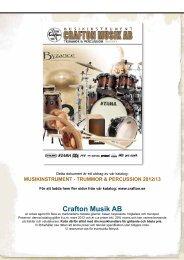 Tama - Crafton Musik AB