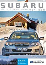 01 VENTILEN - Subaru Norge