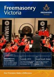 Freemasonry Victoria - Freemasons Victoria