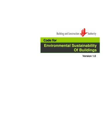 Environmental Sustainability Of Buildings - Building & Construction .