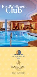 BestWellness - Hotel Post