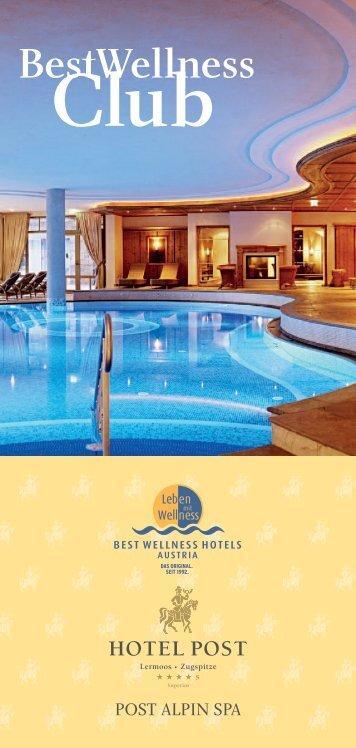 BestWellness - Hotel Post
