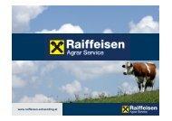 Unterlagen zum Download - Raiffeisenbank Region Schärding