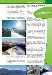 Montagne - Comune di Dervio