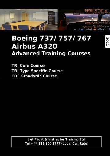 Jet Instructor Training - Jettraining.net
