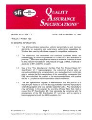 Page 1 SFI SPECIFICATION 27.1 EFFECTIVE: FEBRUARY 14 ...