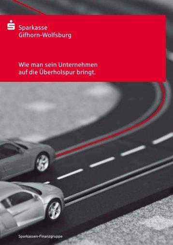S Sparkasse Gifhorn-Wolfsburg Wie man sein Unternehmen auf die ...