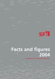 SFK Facts and Figures 2004 - Stichting Farmaceutische Kengetallen