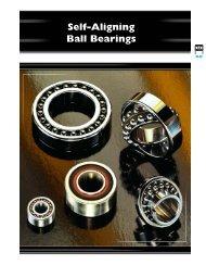 Self-Aligning Ball Bearings - CONSOLIDATED BEARINGS ...