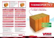 THerMoPor TV 7 - beim Venus Tonwerk