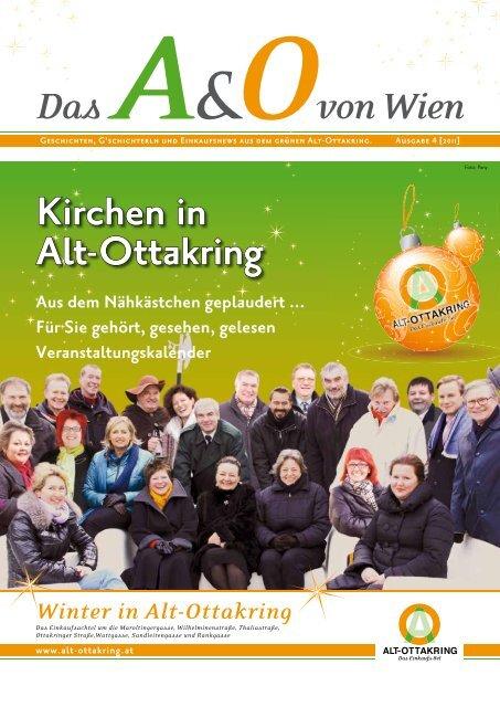 kirchen in alt-ottakring - Wiener Einkaufsstraßen