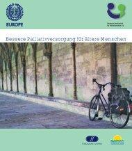 Bessere Palliativversorgung für ältere Menschen - Unionhilfswerk ...