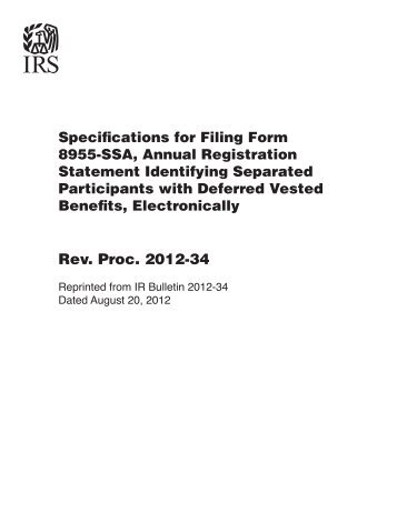 Publication 4810 (Rev.10-2012) - Internal Revenue Service