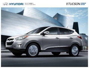 TUCSON - Hyundai Auto Canada