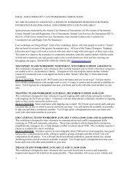 information - Happy Tails - Pet Sanctuary