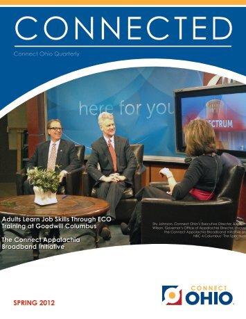 SPRING 2012 - Connect Ohio