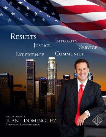 Results - Juan J. Dominguez