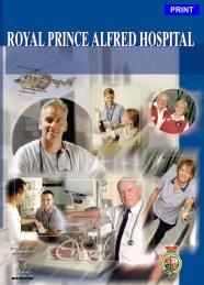 RPA Patient Info - Sydney South West Area Health Service