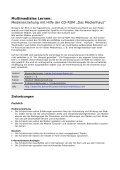 Multimediales Lernen: - FWU - Seite 3