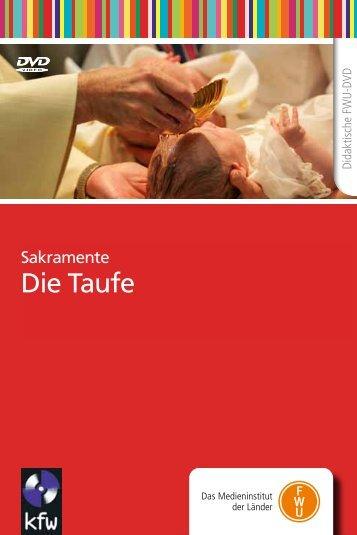Die Taufe - FWU