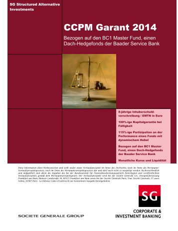 CCPM Garant 2014 - Home - Hedgefonds, Hedge Fonds ...