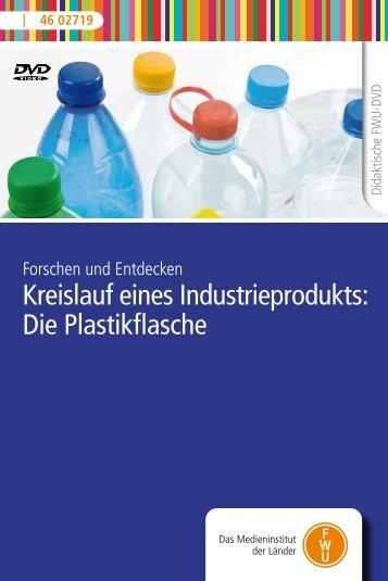 Kreislauf eines Industrieprodukts: Die Plastikflasche - FWU