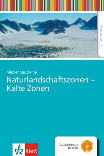 Naturlandschaftszonen – Kalte Zonen - FWU