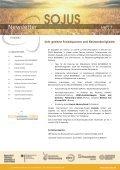 Newsletter SOJUS 06.2012 - SOJUS Bioenergie Netzwerk ... - Seite 2