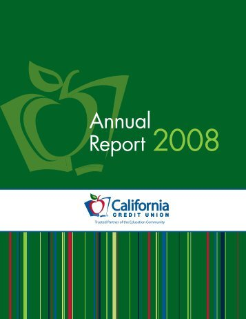 Download the 2008 Annual Report