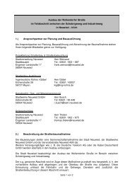 Baubeschreibung, PDF, 39 kB - Stadt Neuwied