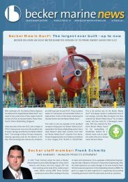 Download PDF (0.3 MB) - Becker Marine Systems