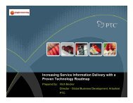 Increasing Service Information Delivery with a Proven Technology ...