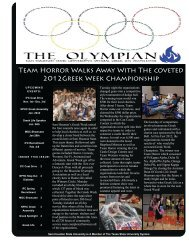 Fall 2012 - Issue 7 - Sam Houston State University