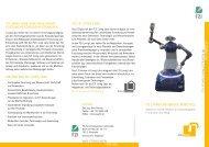 Flyer Service Robotics - FZI
