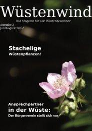 Ausgabe 3, Juli/August 2012 - Walpurgis-Verlag