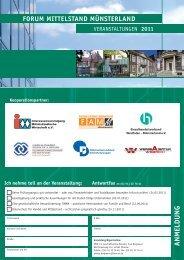 Flyer (pdf) - Interessenvereinigung Mittelständische Wirtschaft eV