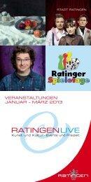 Januar bis März 2013 - Stadt Ratingen