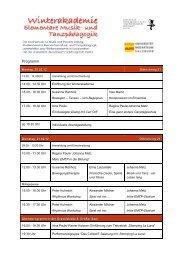 Programm - Hochschule für Musik und Theater Felix Mendelssohn ...